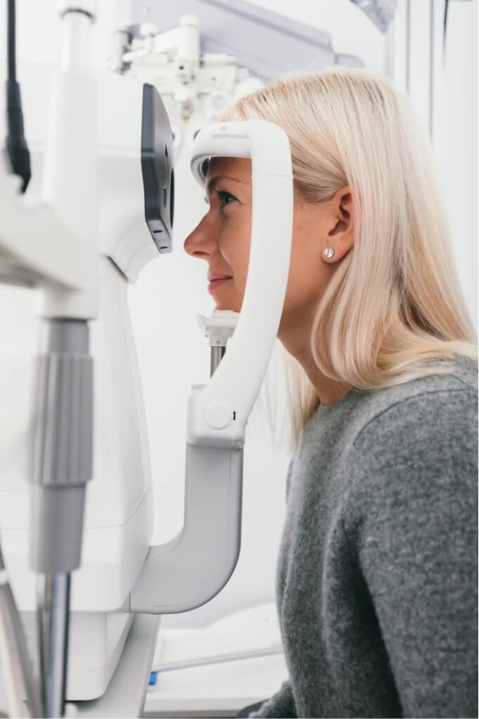 eye-testing
